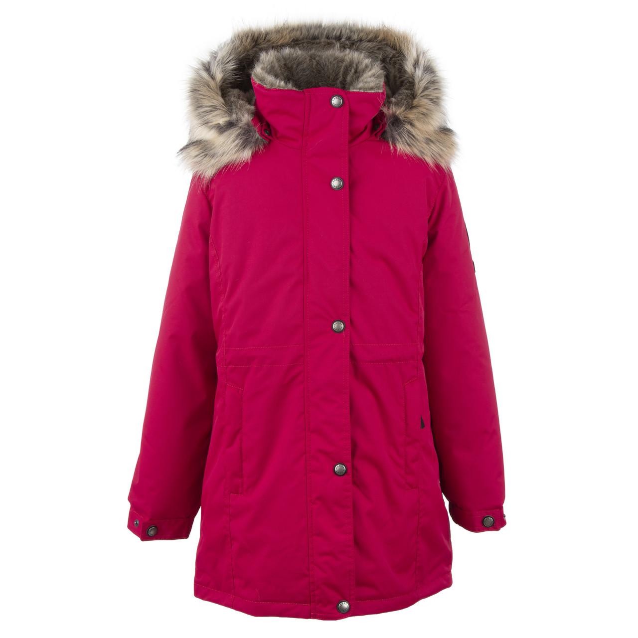 Куртка-парка для девочек EDNA - 158
