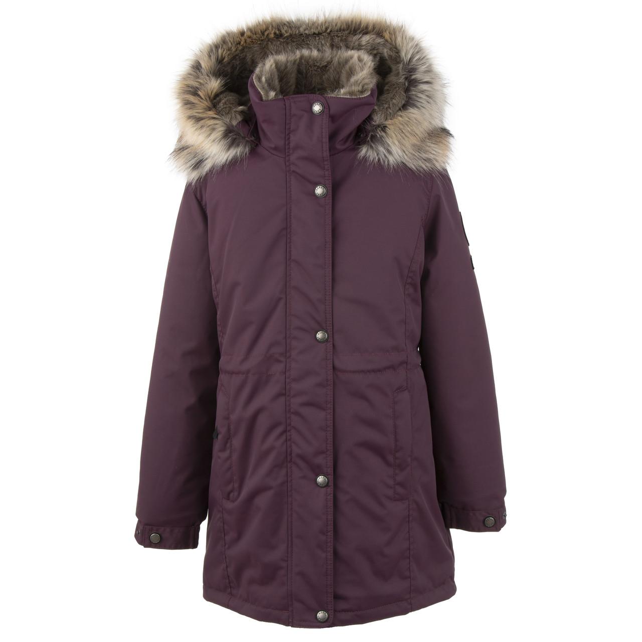 Куртка-парка для девочек EDNA - 146