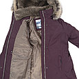 Куртка-парка для девочек EDNA - 146, фото 3