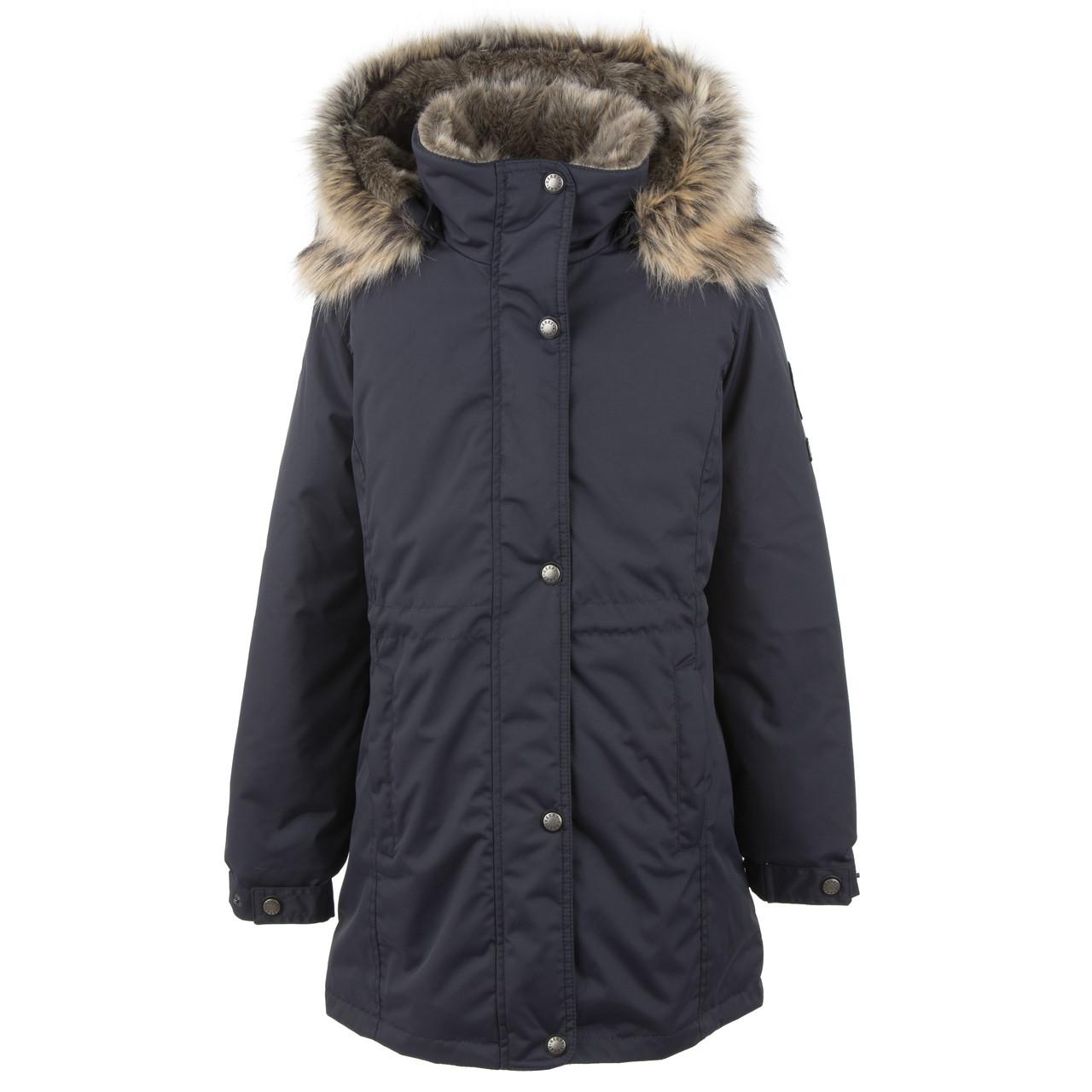 Куртка-парка для девочек EDNA - 140