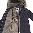 Куртка-парка для девочек EDNA - 140, фото 3