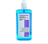 Мыло жидкое с дезинфицирующим эффектом Бриллиантовые ручки 1л.