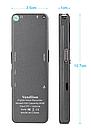 Цифровой мини диктофон К23, фото 7