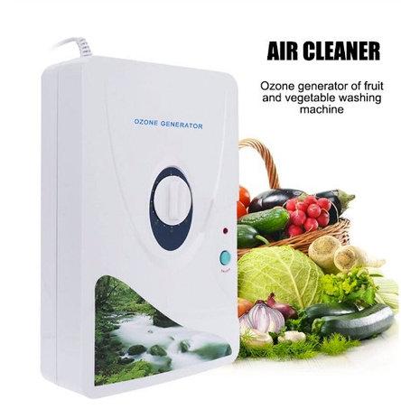 Очиститель воздуха.  Дезинфекция озоном. GL-3189. Мощность - 600 мг/ч., фото 2