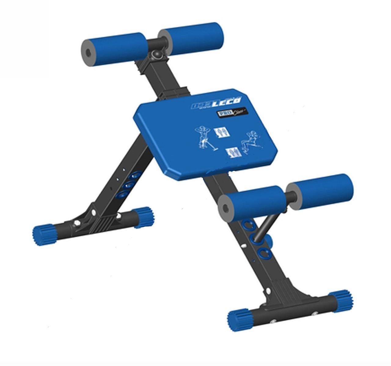 Скамья универсальная для пресса и мышц спины 140кг