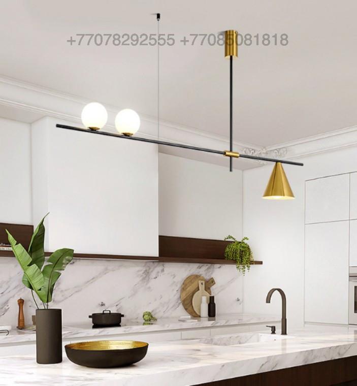 Светильник потолочный на 3 лампы