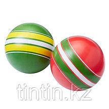 Резиновый мяч 10 см, Россия, фото 2