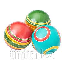 Резиновый мяч 10 см, Россия, фото 3