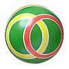 Резиновый мяч 20 см, Россия, фото 5