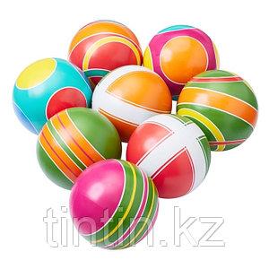 Резиновый мяч 10 см, Россия