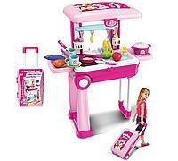 Детская кухня в чемодане 008-921A, фото 1