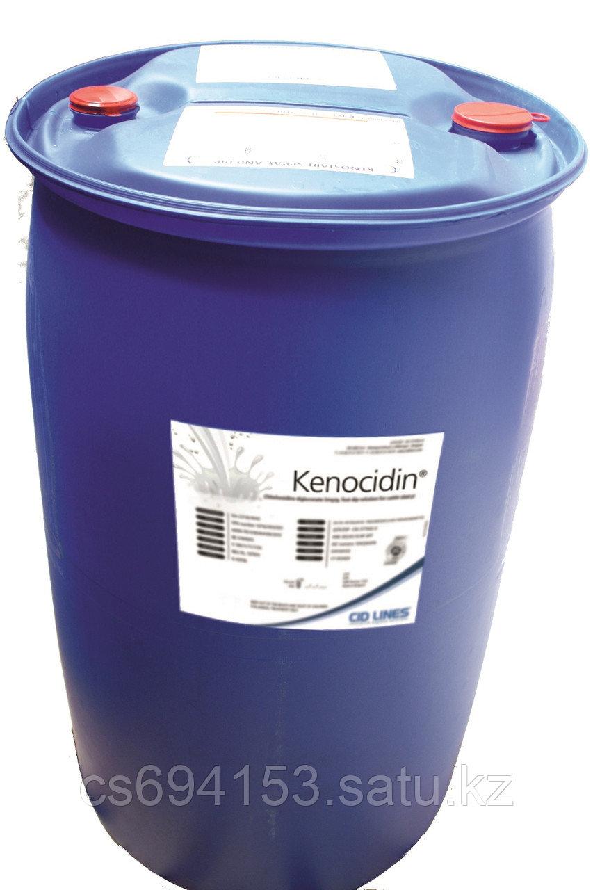 Кеноцидин (Kenocidin): дезинфицирующее средство для гигиены после доения