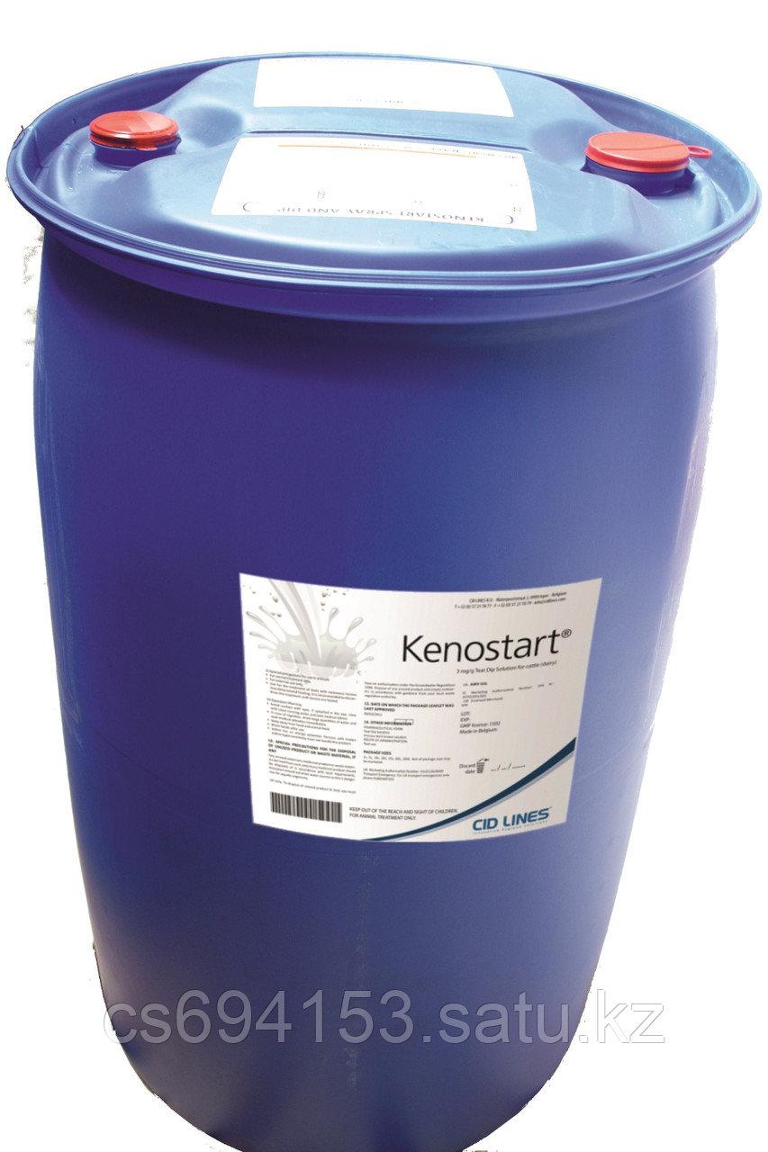 Кенoстарт (Kenostart): дезинфицирующее средство для гигиены после доения