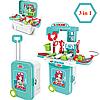 Маленький доктор в чемодане 3 в 1 008-955А