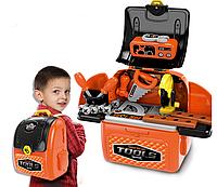 Игровой набор инструментов 2 в 1 tools, фото 1