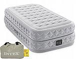 МАТРАС INTEX 64488 Надувная кровать Supreme Air-Flow 99см x 191см x 51см, фото 2