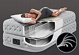 МАТРАС INTEX 64488 Надувная кровать Supreme Air-Flow 99см x 191см x 51см, фото 3