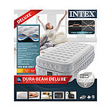 МАТРАС INTEX 64488 Надувная кровать Supreme Air-Flow 99см x 191см x 51см, фото 5