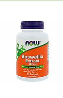Now Foods, Экстракт босвеллии, 500 мг, 90 растительных капсул