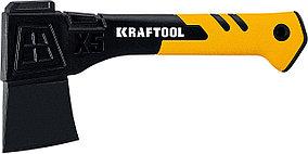 Топор универсальный X5, KRAFTOOL 550 г, 230 мм (20660-05)
