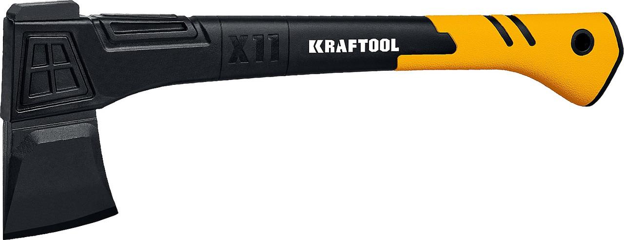Топор-колун Х11, KRAFTOOL 1300 г, 450 мм (20660-11)
