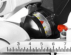 Пила торцовочная ЗУБР 1800 Вт, 255х30 мм (ЗПТ-255-1800 ПЛР), фото 3