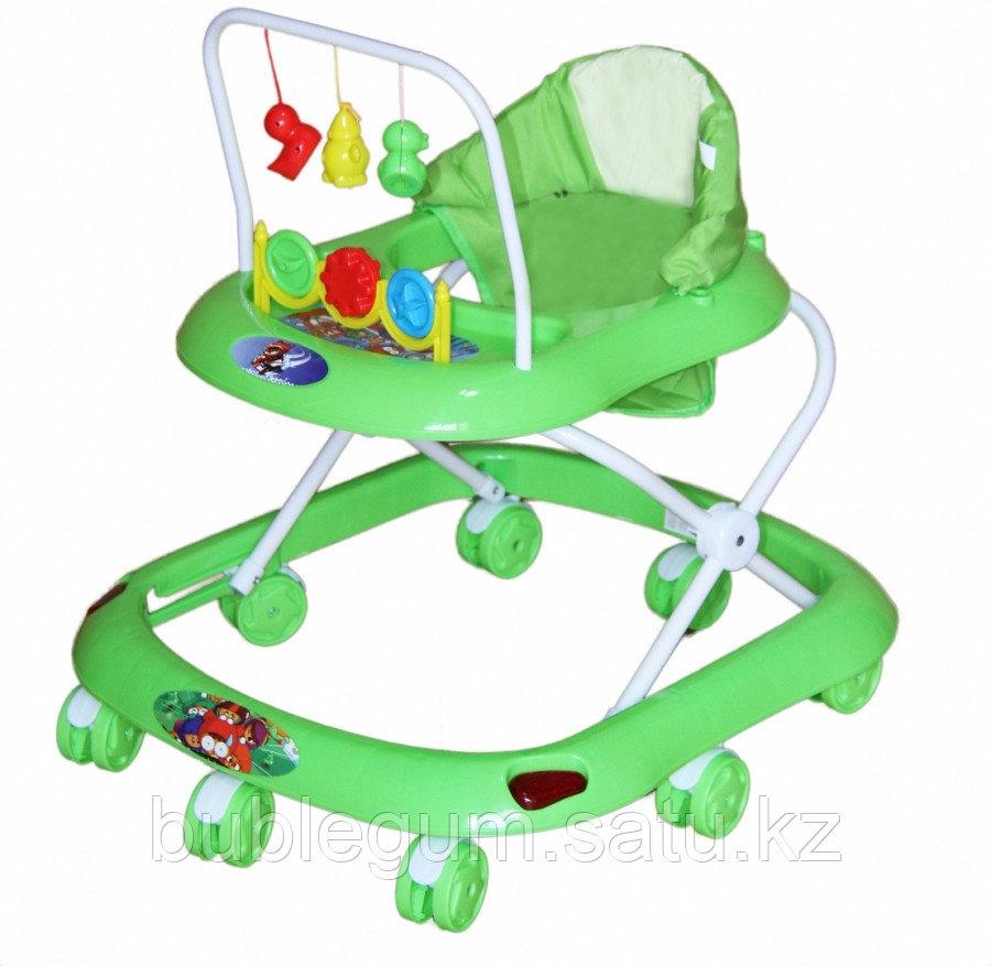 BAMBOLA Ходунки СЧИТАЛКА (8 колес,игрушки,муз)