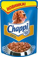 """Chappi влажный корм для собак """"Мясное изобилие"""" - 100 г"""