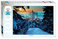 "Step Puzzle: пазл 1000 деталей ""Бавария. Замок Нойшванштайн"""