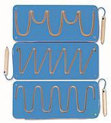 Тренажер для подготовки руки к письму магнитный №1
