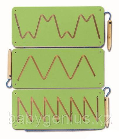 Тренажер для подготовки руки к письму магнитный №2, фото 2