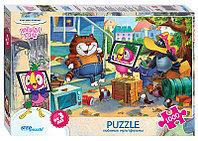 "Step Puzzle: пазл 1000 деталей ""Попугай Кеша"""
