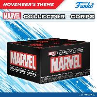 Коробка Marvel Collector Corps