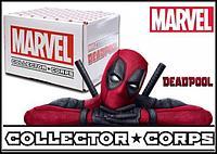 Коробка Marvel Collector Corps Deadpool