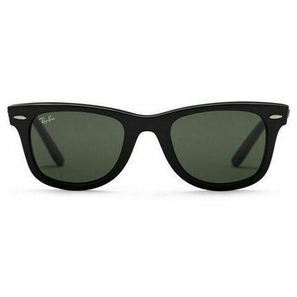 Солнцезащитные очки Ray-Ban Wayfarer RB2132 (Серо-голубые линзы / C3), фото 2