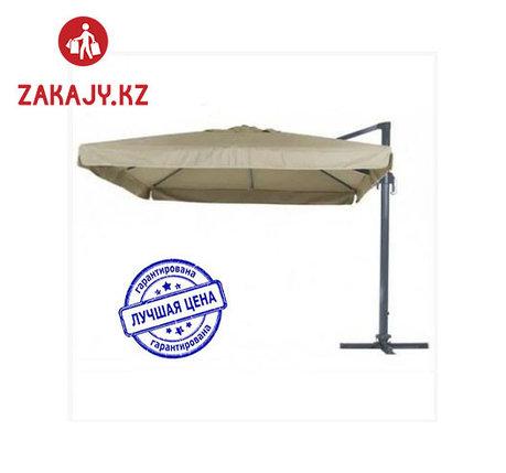 """Зонт ART.Home """"Banana"""" квадратный (3х3м), HC-8003, в комплекте с 4-мя утяжелителями, фото 2"""