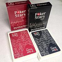Карты покерные Copaq Poker stars пластиковые