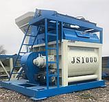 Бетонный завод модель JS-1000 (Бетоносмесительный узел), фото 3