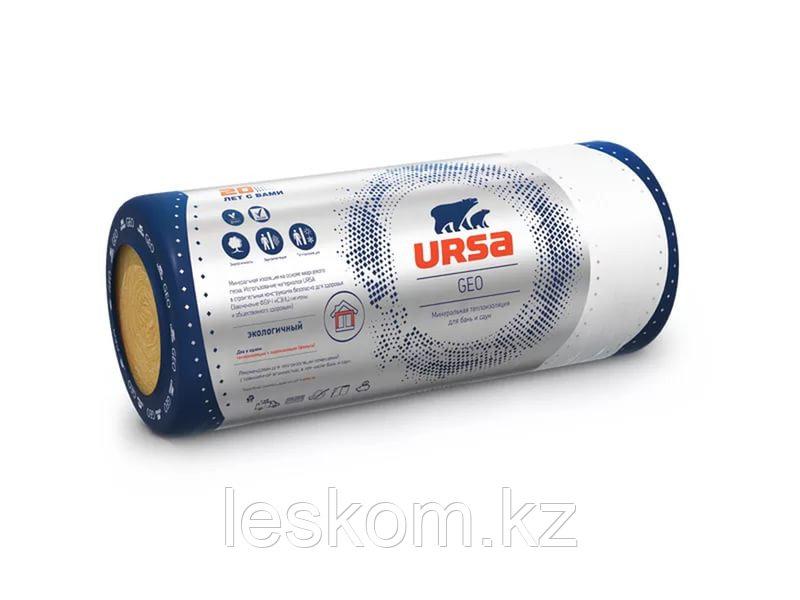 Фольгированный утеплитель URSA GEO М-11Ф    (21,6м2)