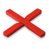 Подставка под горячее магнитная Magnetic trivet красная