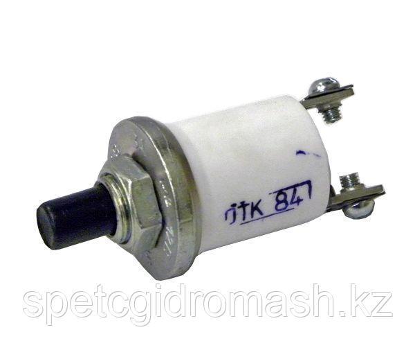 Выключатель (кнопка звукового сигнала) МТЗ