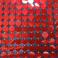 Пайетки (красный)