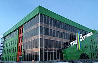 Панель фасадная алюминиевая