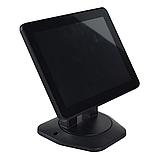 """12.1"""" TVS LP-12R21 Black, POS-монитор  (НЕ сенсорный), 800x600, 8ms, фото 3"""