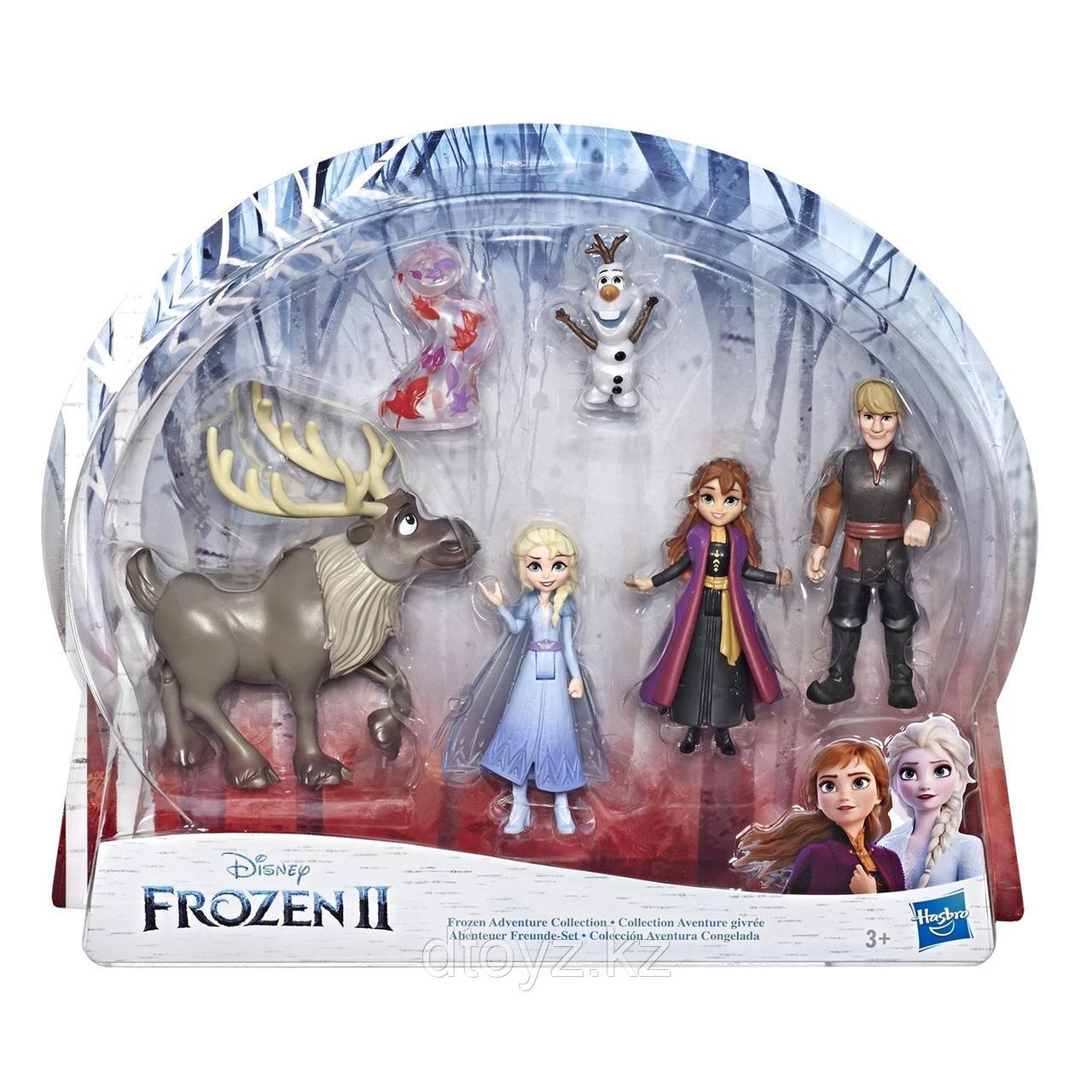 Игровой набор из 5 фигурок Disney Princess - Холодное сердце 2