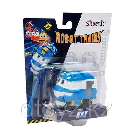 Robot Trains Паровозик Кей 80155