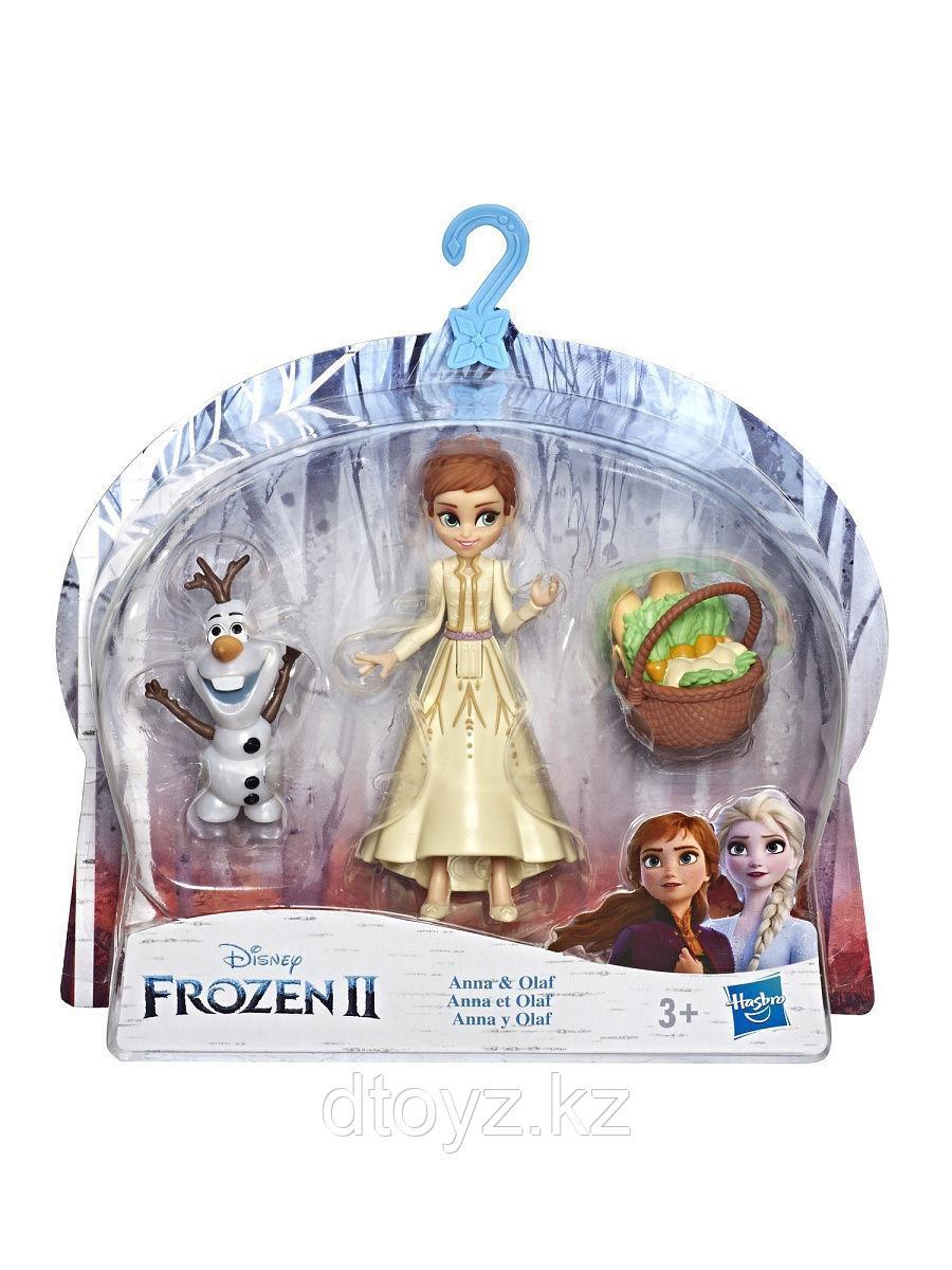 Disney Princess Набор игровой Холодное сердце 2, Кукла и друг E5509