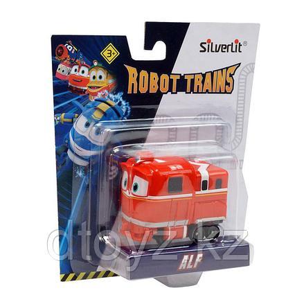 Robot Trains Паровозик Альф 80156