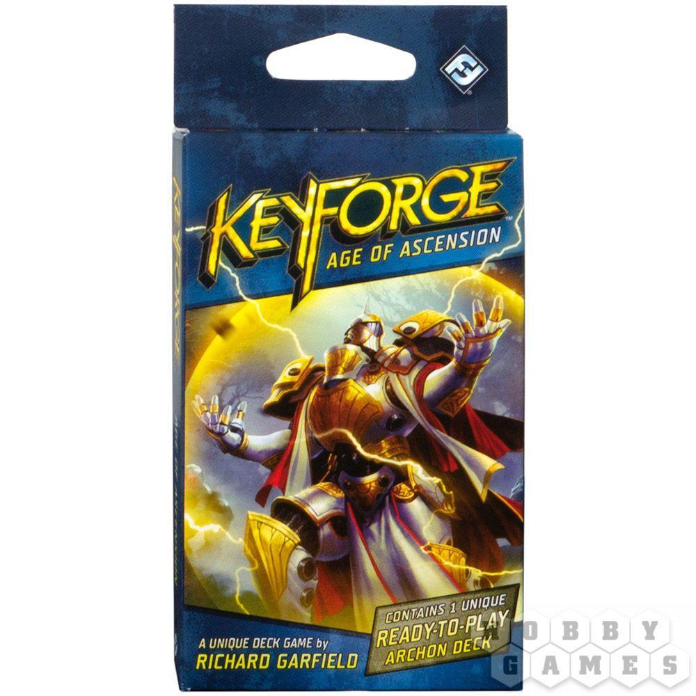 Настольная игра: KeyForge: Возраст вознесения