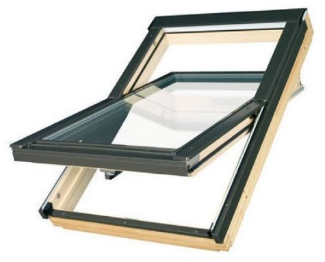 Мансардное окно 78x118 FTS-V U2 FAKRO